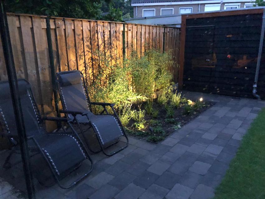 Aanleg beplanting / gazon Eindhoven